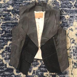 Emu Leather Vest